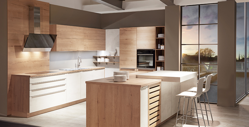 Structura Cuisines Gusto