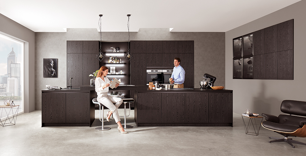 Structura Cuisines Gusto - Gris