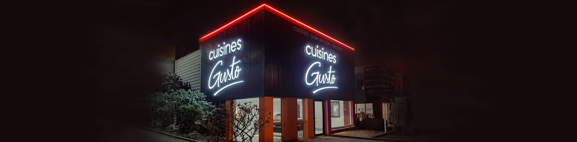 Magasin Cuisines Gusto Rennes
